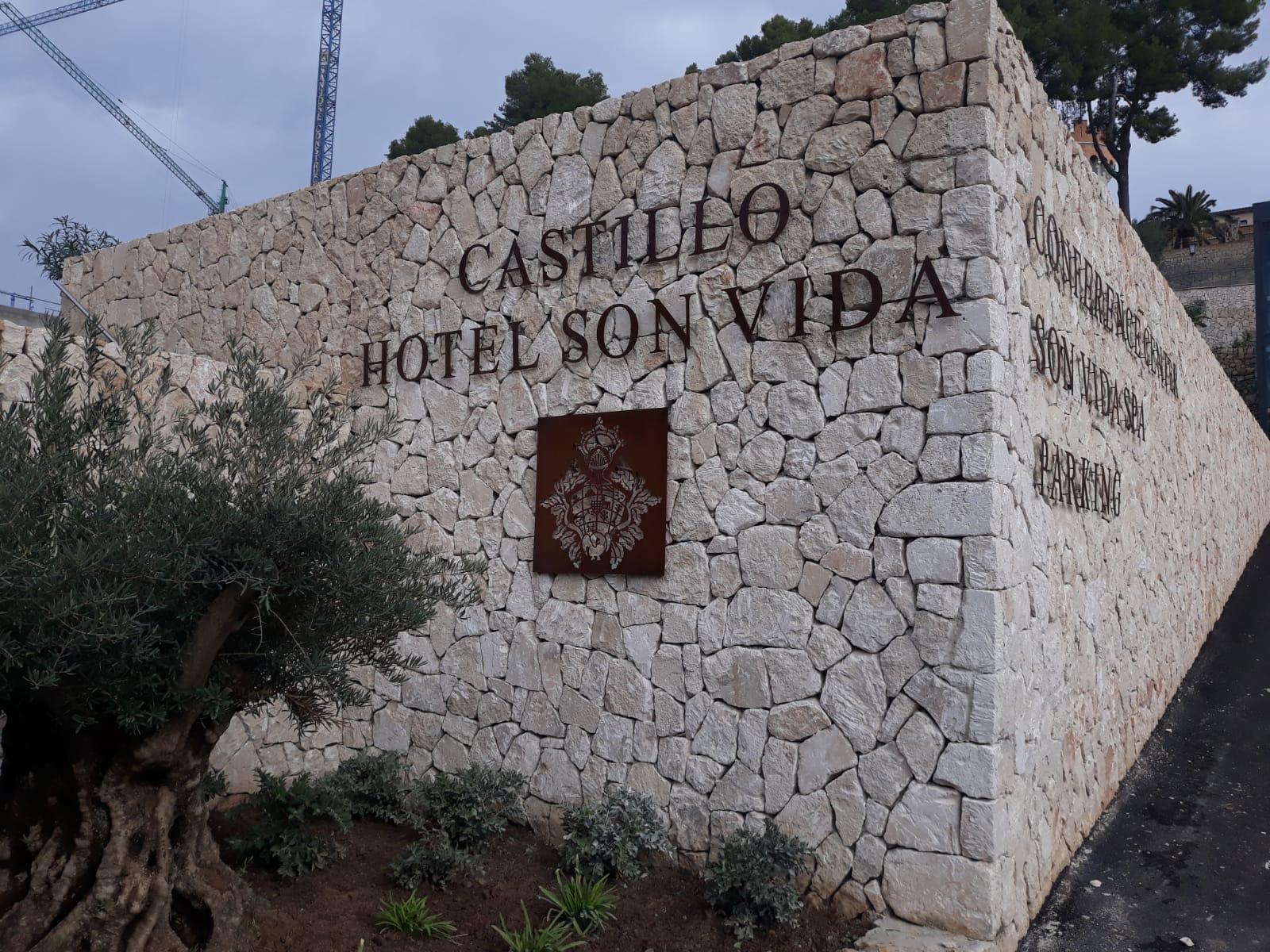 Trabajos de corte láser y chorro de agua en Mallorca